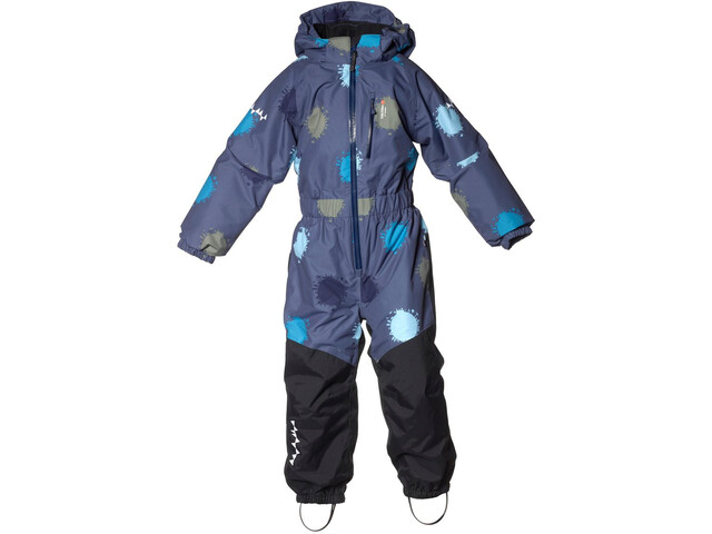 Isbjörn Penguin Snowsuit Kids Denim Globe